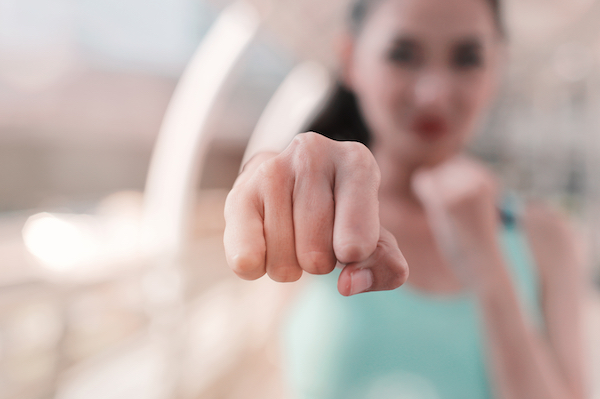 3 Fitness Benefits of Kickboxing