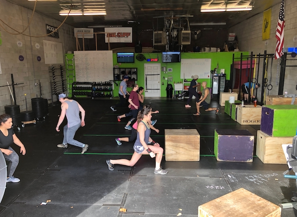 CrossFit Isn't Just a Workout – It's a Community