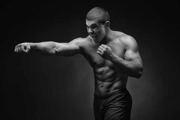 An Effective Training Attitude for Martial Arts