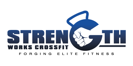 Strength Works CrossFit Logo