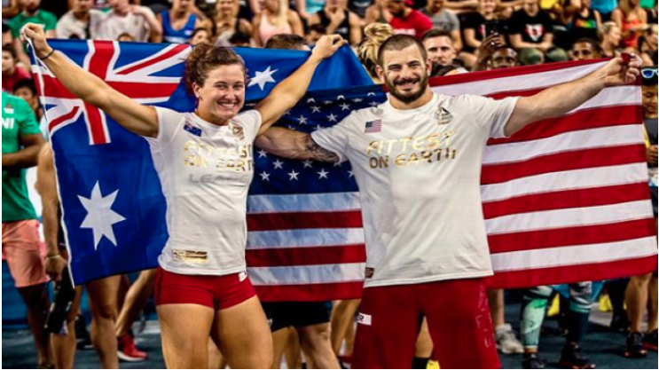 RECAP – 2019 CrossFit Games