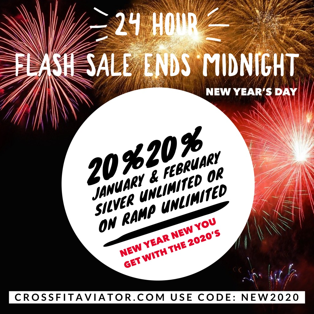 NEW YEARS DAY FLASH SALE