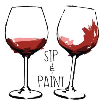 SIP & PAINT NIGHT AT THE BOX