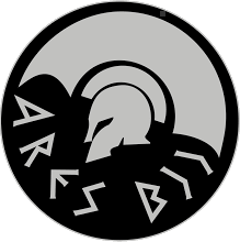 Ares Brazilian Jiu-Jitsu Logo