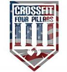 CrossFit Four Pillars  Logo