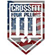 CrossFit Four Pillars  Logo