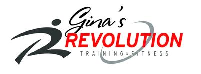 Gina's Fitness Revolution Logo