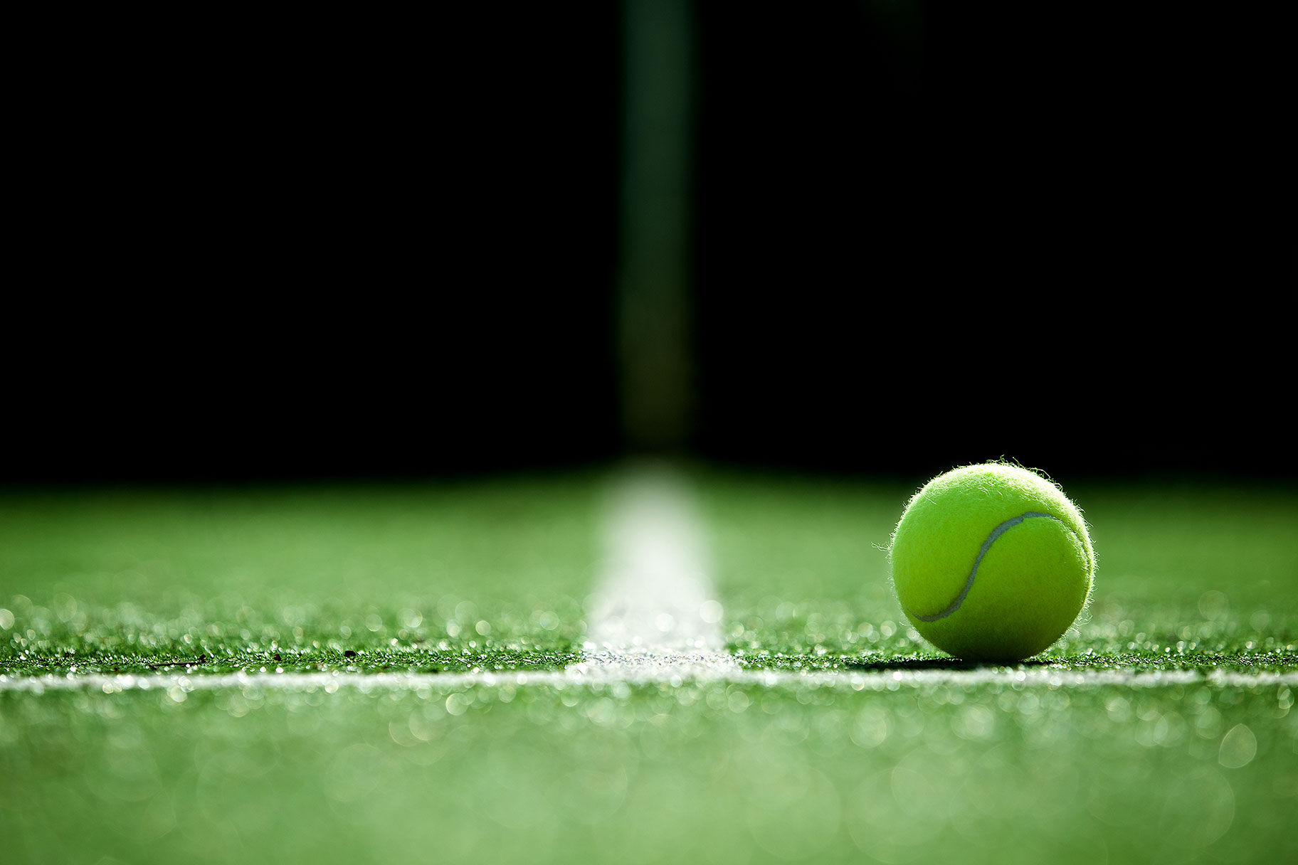Tennis Lesson 01- The Split Step