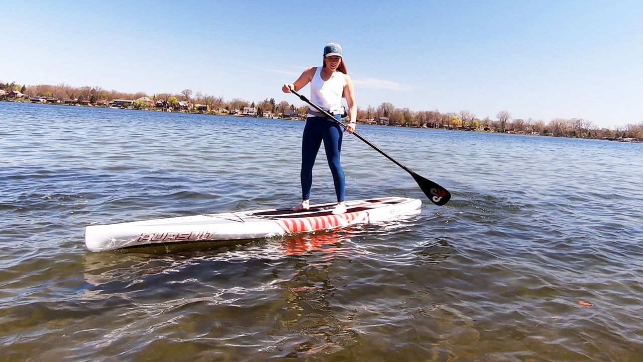 How to choose a SUP and equipment
