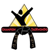 Champion TKD Logo