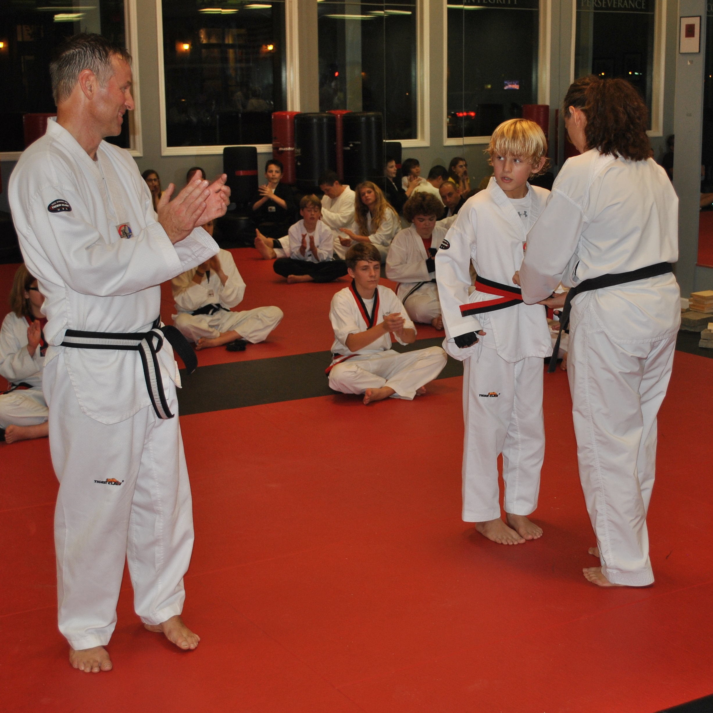 About Us | Champion Taekwondo | For Mill, SC | Martial Arts for All
