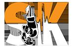 Surge Kickboxing  Logo