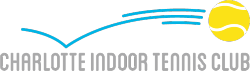 Charlotte Indoor Tennis Club and Academy Logo