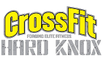 CrossFit Hard Knox Logo