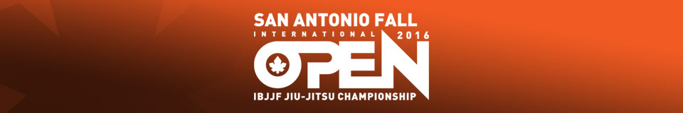 Marra Senki Competition Team 2016 IBJJF San Antonio Fall Open Final Results