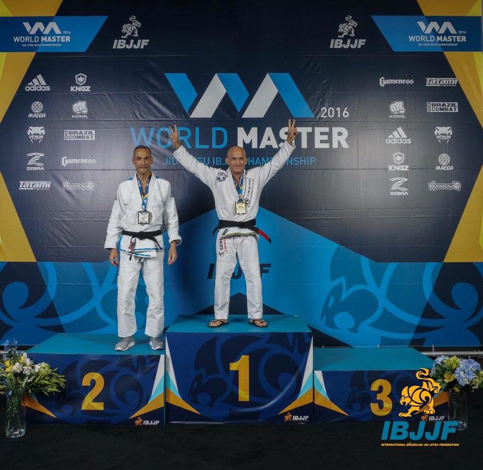 Prof Marra Wins 7th World Title