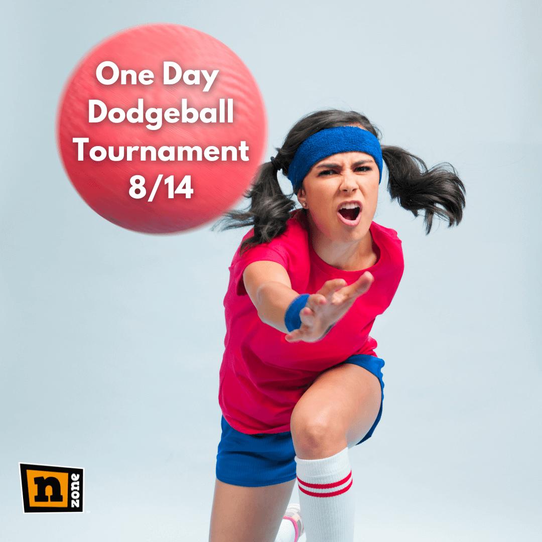One Day Dodgeball Tournament
