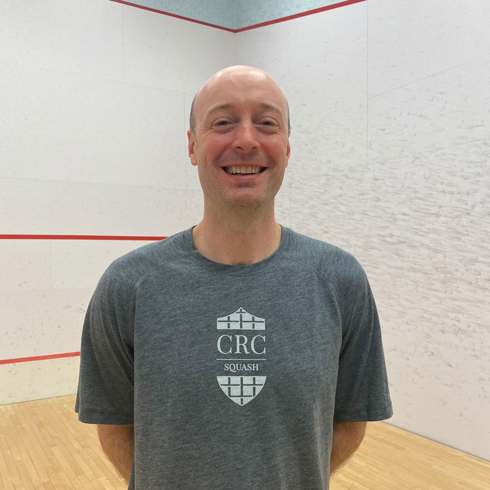 director of squash joe russel