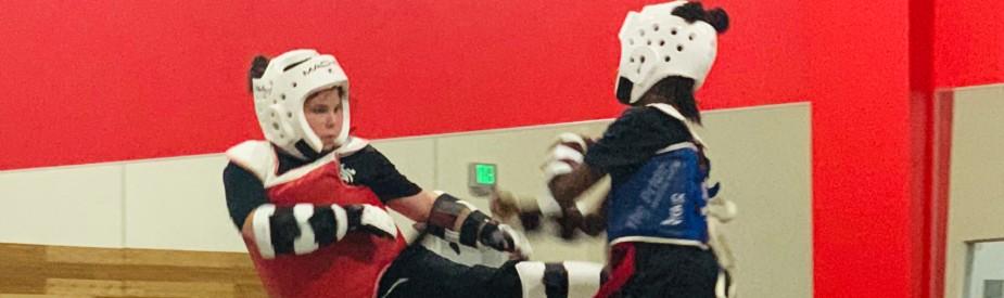 Taekwondo Competition Team