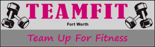 TeamFit Ft Worth Logo