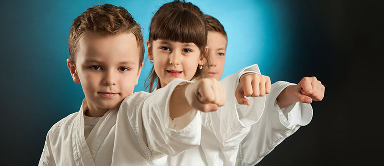 3 Ways Martial Arts Teaches Kids to Deal with a Bully