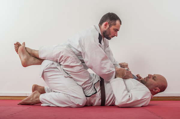 3 Ways Martial Arts Training Helps You Deal with Stress