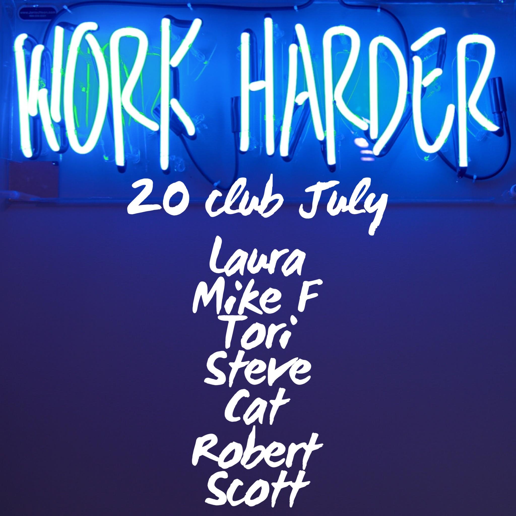 20 Club July