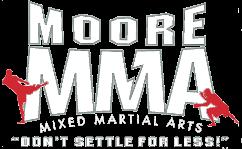 Moore MMA Logo