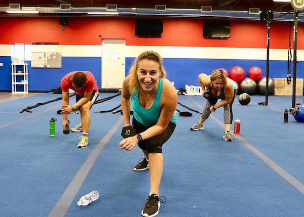 4 Things to Look for in a Group Training Gym
