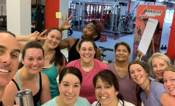 5 Advantages of Working Out with a Group