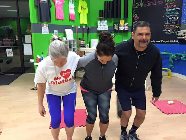 Get and Stay Fit at Any Age