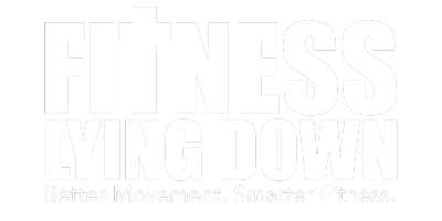 Fitness Lying Down Logo