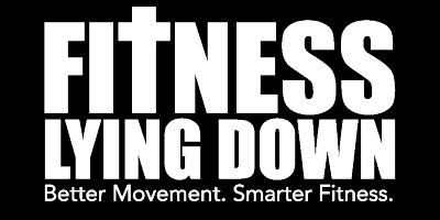 Fitness Lying Down Logo