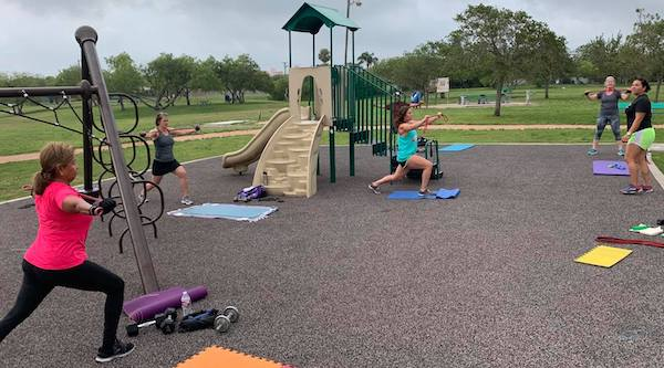 3 Reasons to Take Your Workout Outside