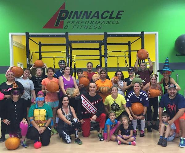 Pinnacle's 10th Annual Freaky Fat Loss PUMP-kin Fundraiser