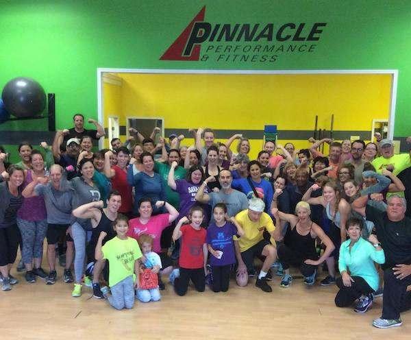 10th Annual Damage Control Workout + Fundraiser
