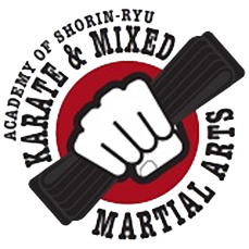 Academy of Shorin-Ryu Karate Logo
