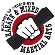 Academy of Shorin-Ryu Karate Logo
