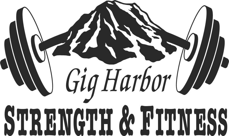 Gig Harbor Strength and Fitness Logo