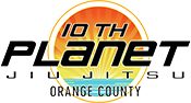 10th Planet Jiu Jitsu Orange County Logo