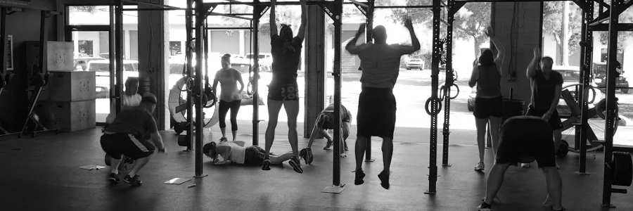 CrossFit Force2Reckon Drop In