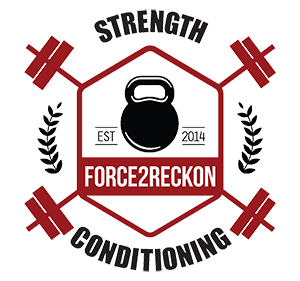CrossFit Force2Reckon Logo