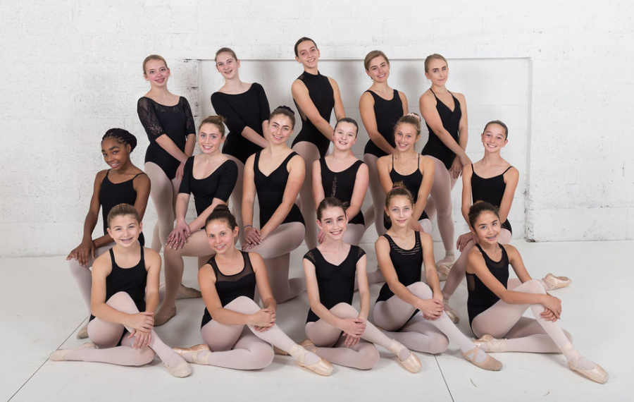 group of dancers from Park Hill Dance Academy