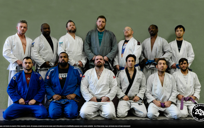 20/20 BJJ Inauguration Group