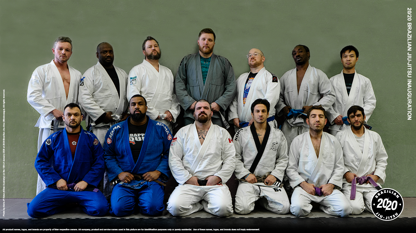 20/20 Brazilian Jiu-Jitsu Inauguration