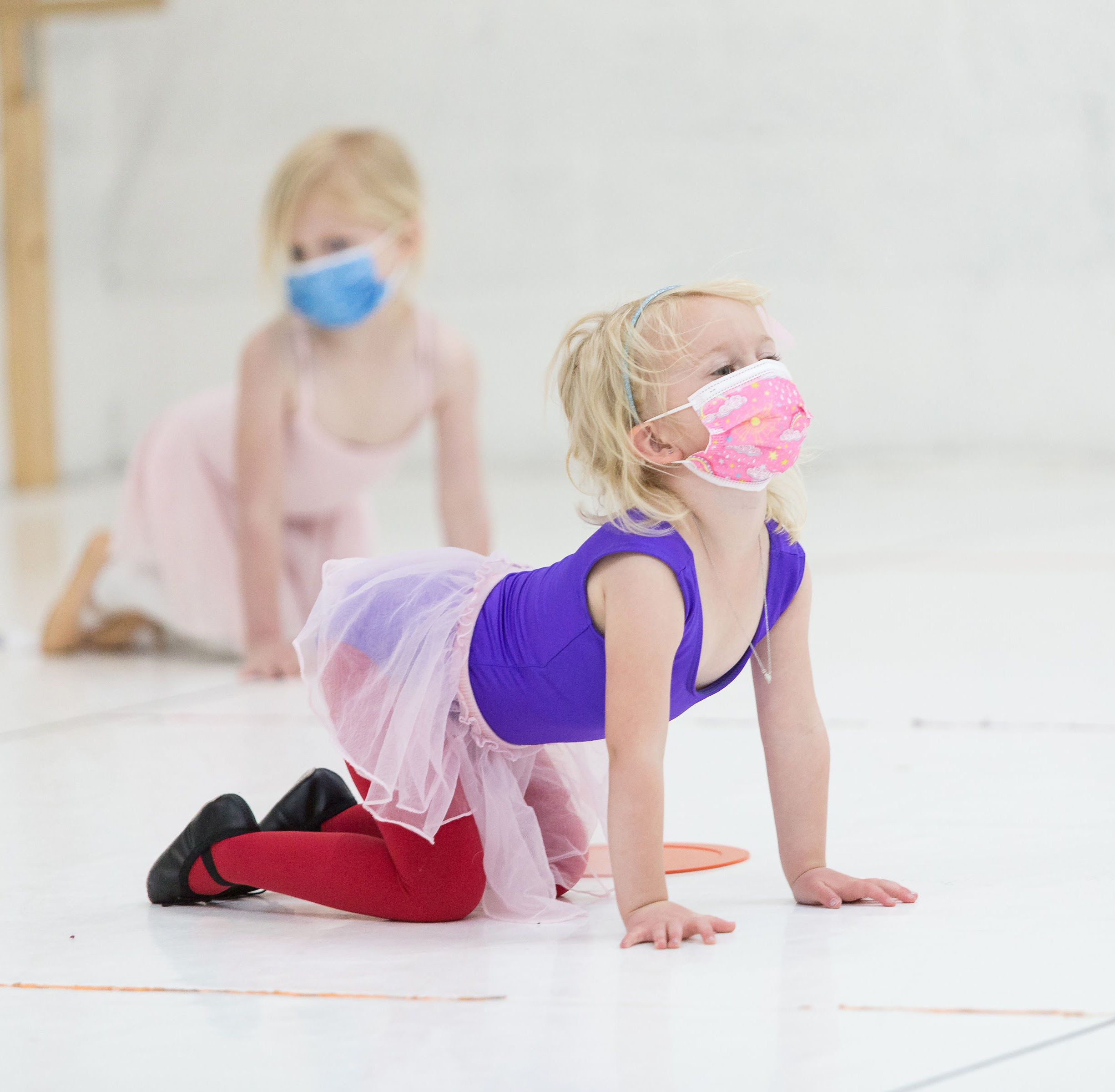 Pre-Ballet For 3 and Under