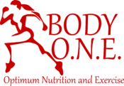 Body O.N.E. Optimum Nutrition and Exercise Logo