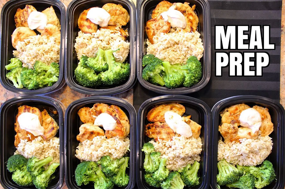Meal Prep: Fail to Plan, Plan to Fail