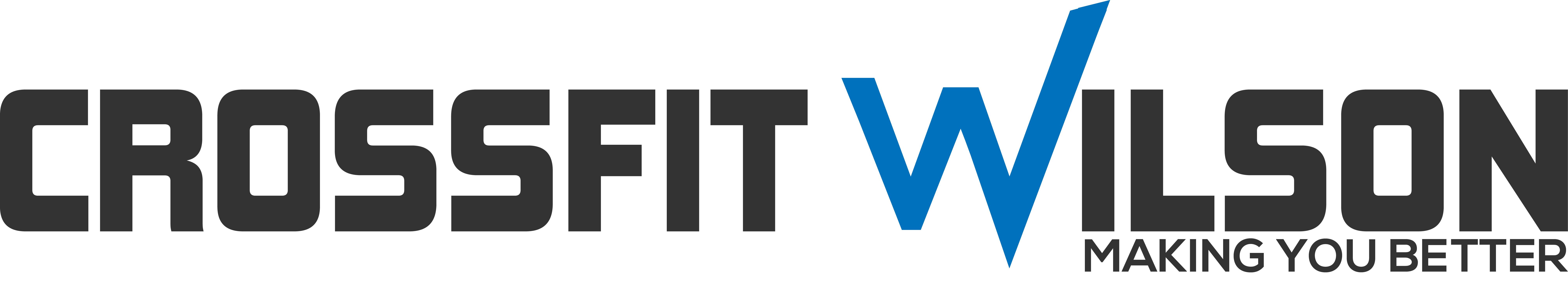 CrossFit Wilson Logo