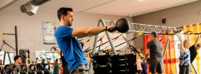 Functional Training Vitruvian Fitness
